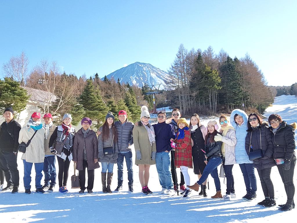 Khu trượt tuyết Fujiten